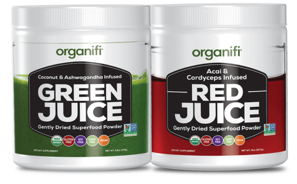 Organifi Juice Bundle