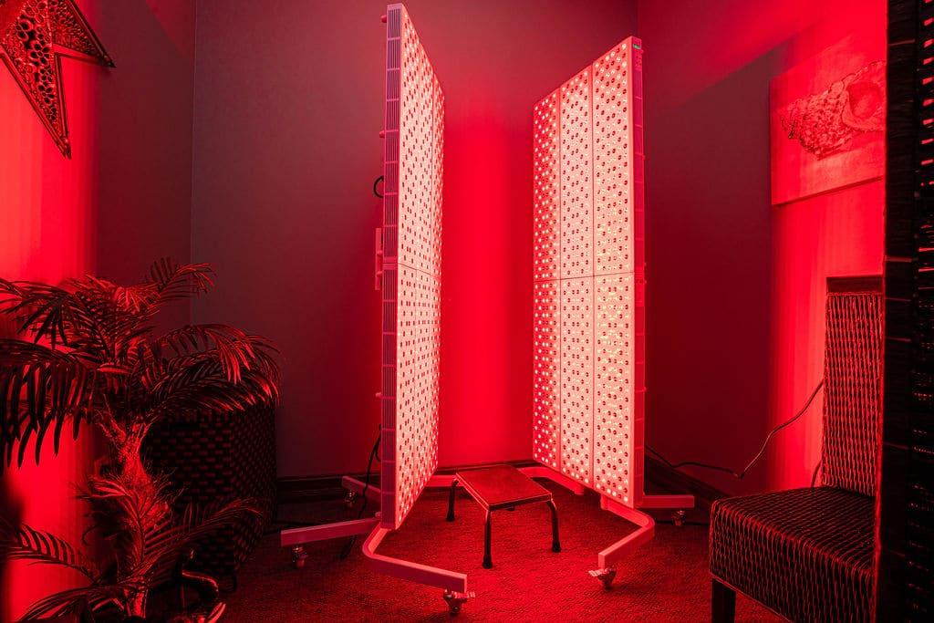 Our Joovv room
