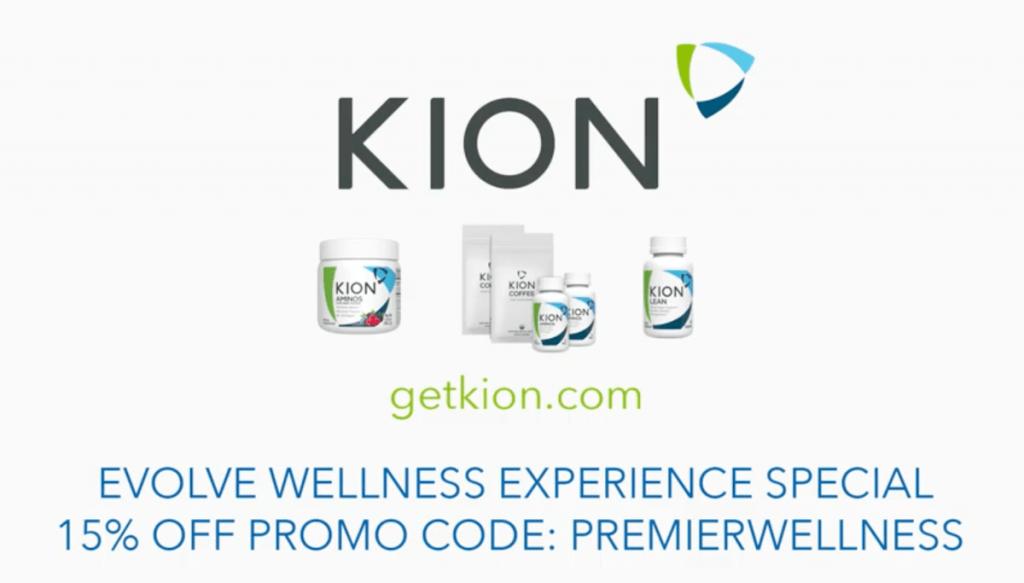 Kion Product Affiliate Sponsorship